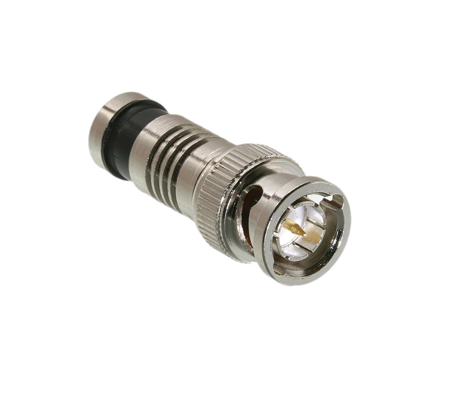 GEM BNC Male Connector for RG59 PVC 10pk