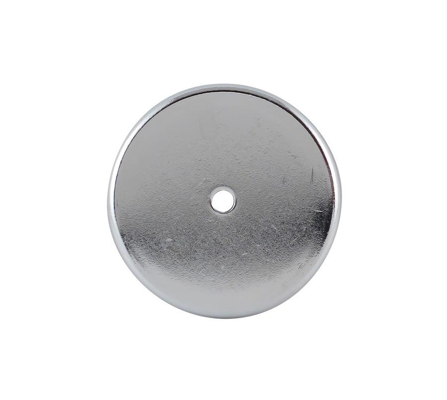 GENERAL TOOLS Ceramic Shallow Pot Magnet 20lb Pull