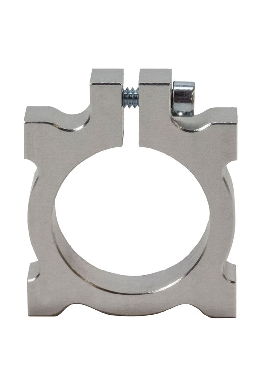 ACTOBOTICS 25mm Bore Side Tapped Clamping Mount