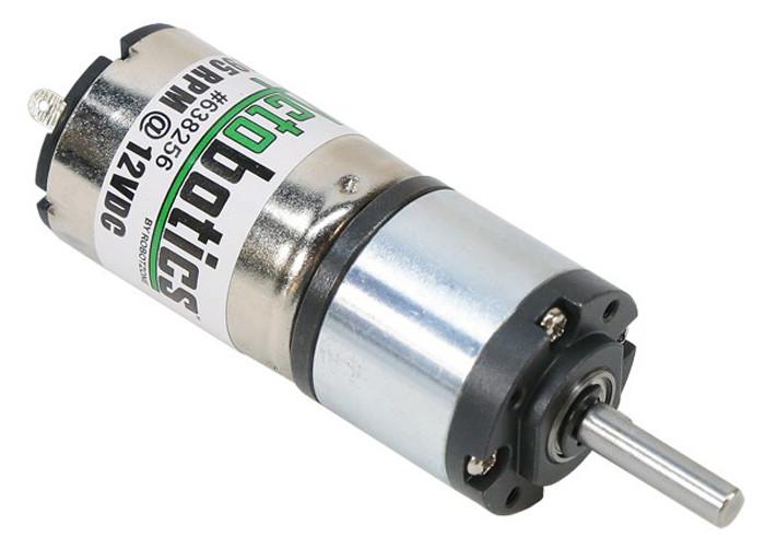 ACTOBOTICS 26 RPM Premium Planetary Gear Motor