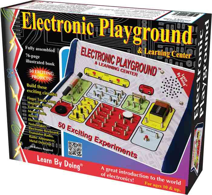 ELENCO Electronic Playground 50-in-1 Experiments