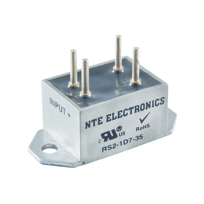nte solid state relay 5vdc 7a pc board mountable