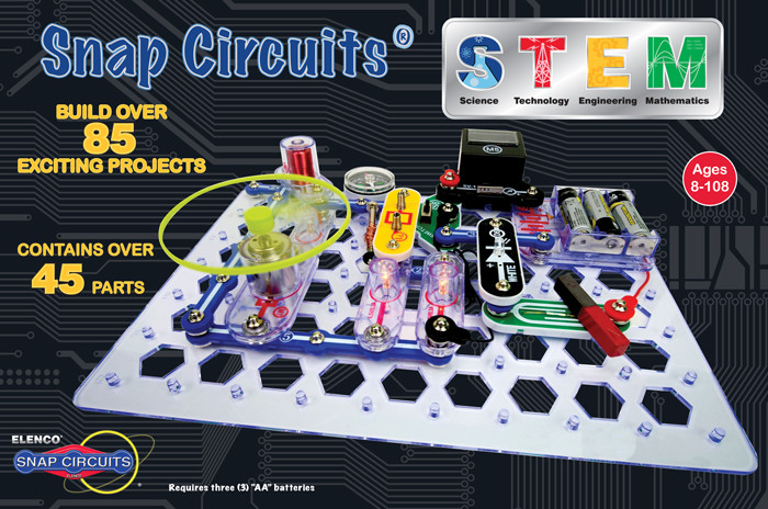 ELENCO Snap Circuits STEM Kit