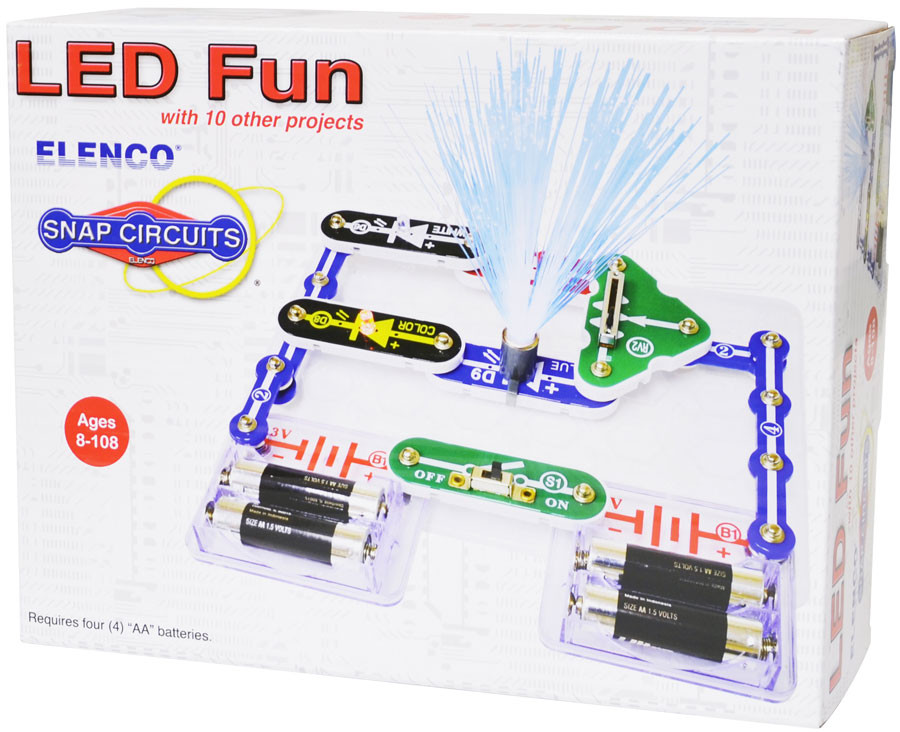 ELENCO Snap Circuits LED Fun