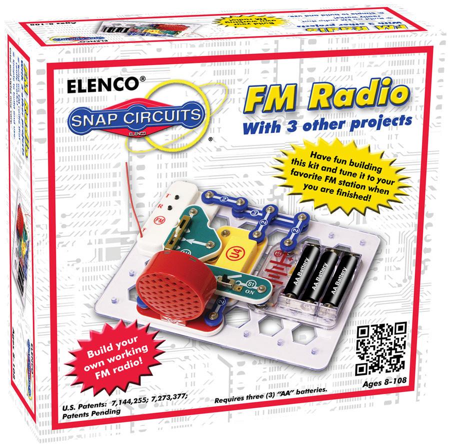 ELENCO Snap Circuits FM Radio