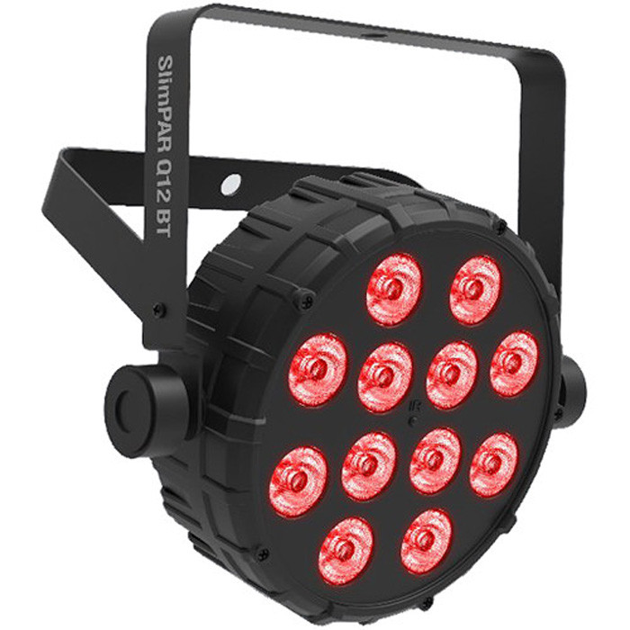 CHAUVET SlimPAR Q12 BT Wash Light with Built-in Bluetooth
