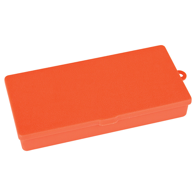 FLAMBEAU One-Compartment Red Box
