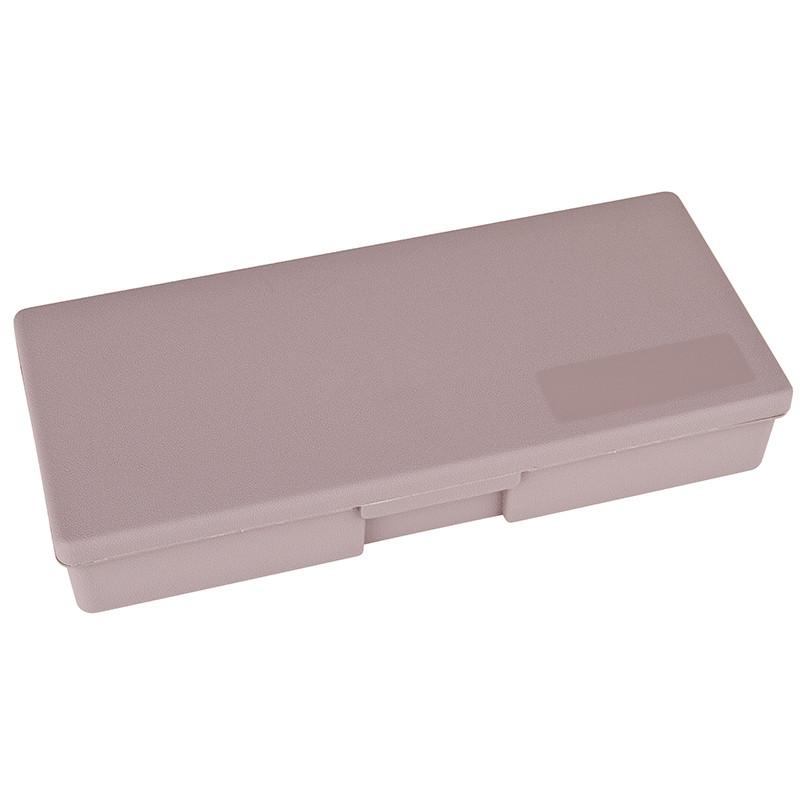 FLAMBEAU One-Compartment Tan Box