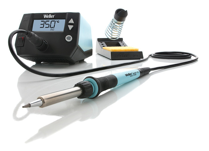 WELLER Digital Soldering Station with 70W Iron