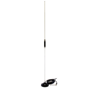 "TRAM Scanner Antenna with 3-1/2"" Magnet Mount"