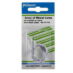 PHILMORE Grain of Wheat Lamp 12V 50mA