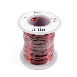 PHILMORE Magnet Wire 24g 1/2 Pound Spool