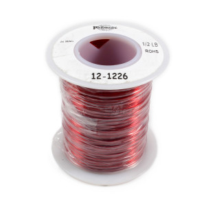 PHILMORE Magnet Wire 26g 1/2 Pound Spool