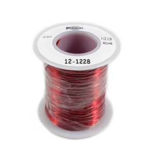 PHILMORE Magnet Wire 28g 1/2 Pound Spool