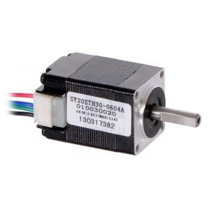 Stepper Motor: Bipolar, 200 Steps/Rev, 2030mm, 3.9V, 0.6 A/Phase