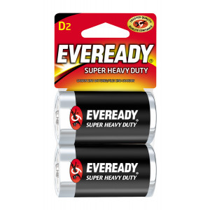 EVEREADY Super Heavy Duty D Battery