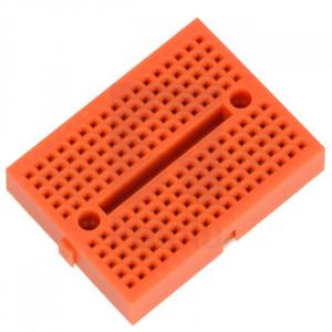 170-Point Breadboard (Orange)