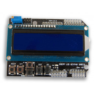 OSEPP 162 LCD Display & Keypad Shield