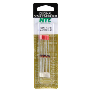 NTE 1N914 General Purpose Diode 20 pack