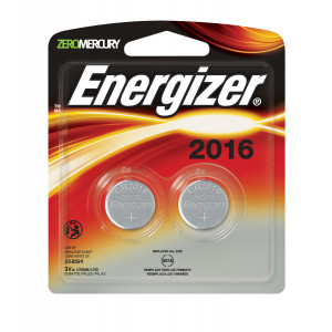EVEREADY 3 VOLT LITHIUM 2PK
