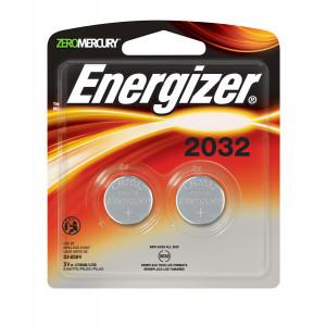 ENERGIZER Lithium 2032 3v Battery 2pk