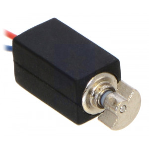 Vibration Motor 11.64.64.8mm 3VDC