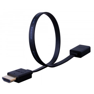 VANCO HDMI Extension 6in Flex Flat