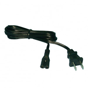 PHILMORE 2 Pin AC Cord 6ft