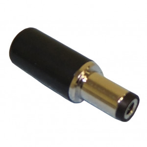 PHILMORE DC Coaxial Power Plug 2.5mm x 5.5mm
