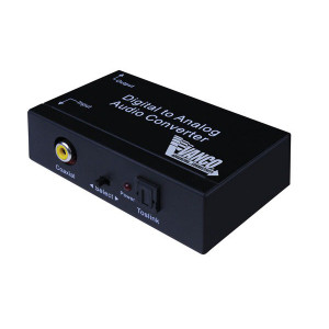VANCO DIGITAL-ANALOG AUDIO CONVERTER