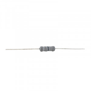NTE 470k OHM 2 Watt Resistor 2% Tolerance 2pk