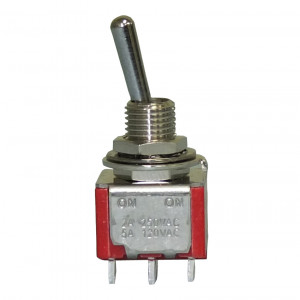 Philmore Mini Toggle DPDT