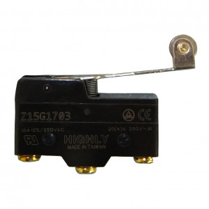 PHILMORE Heavy Duty Snap Action Switch