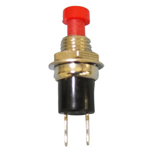 PHILMORE Sub-mini Momentary Pushbutton Switch 2pk