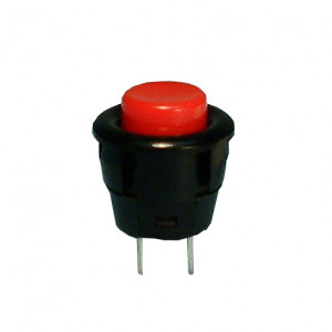 PHILMORE Round Momentary Pushbutton Switch