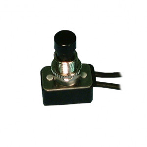 PHILMORE On-Off Snap Action Switch with Leads