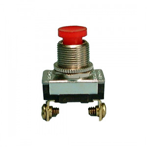 PHILMORE Momentary Off Pushbutton Switch