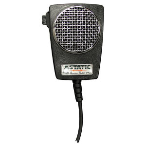ASTATIC D104M6B Amplified Power MIc