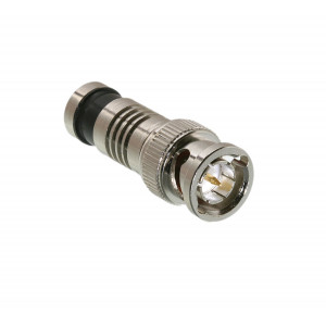 GEM BNC Male Connector for RG59 PVC 10pk