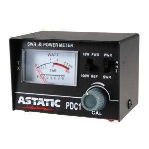 ASTATIC PDC1 SWR/ RF Meter