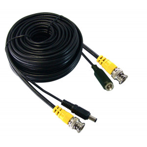 PHILMORE CCTV Power/Video Cable 100ft