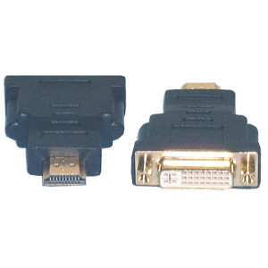 PHILMORE HDMI Male to DVI-I Dual Link Female Adapt