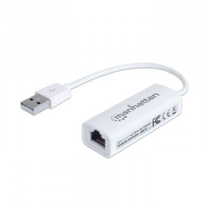 MANHATTAN USB 2.0 to RJ45 Adapter
