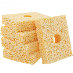 WELLER Cleaning Sponge 70x55x16MM 5 pack