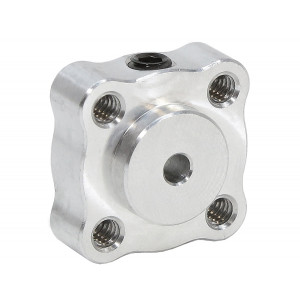 "Tapped Set Screw Hubs, 0.770"" Pattern 1/8"" Bore"