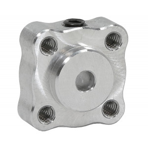 "Tapped Set Screw Hubs, 0.770"" Pattern 4mm Bore"