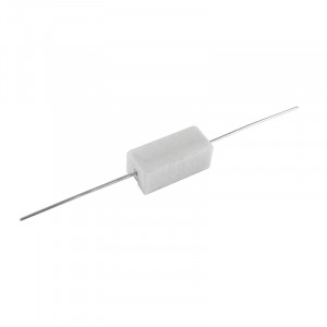 NTE 220 OHM 5 Watt Resistor 5% Tolerance 2pk