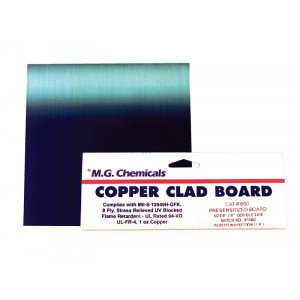 MG Chemicals Positive Presensitized Copper Boards