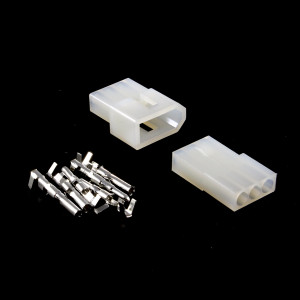 PHILMORE 3 Conductor .062 Plug/Socket Pack