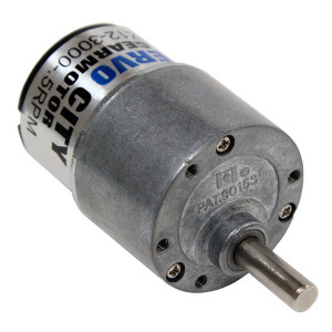 ACTOBOTICS 2 RPM Gear Motor